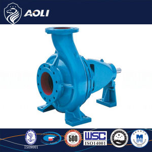 Is Single Stage Suction Clean Water Centrifugal Pump pictures & photos