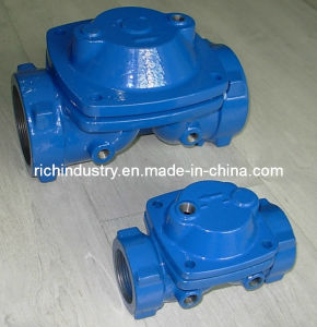 Aluminum Part/Diaphragm Valve Parts/Casting Aluminum/Forging Aluminum Part/ Cast Part pictures & photos