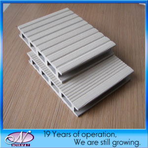 Synthetic Wood Plastic Composite/WPC Decking for Engineering Flooring pictures & photos