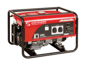 Best Selling Gasoline Generator (SH5300EX_4.7kVA)