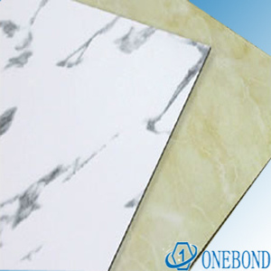 Onebond Stone-Look Aluminum Composite Panel (ACP) pictures & photos