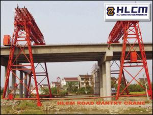 Gantry Crane for Girder Elevate 07 pictures & photos