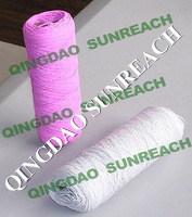 Dusted Asbestos Yarn