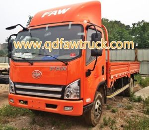 FAW Truck, Tiger 4X2 8ton Light Lorry Truck pictures & photos