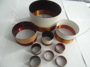 Speaker Part Kapton/Asv/Glass-Fiber Voice Coil pictures & photos