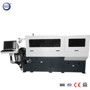 9 Axes Automatic CNC 3D Metal Wire Bending Machine pictures & photos