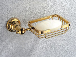 Classic Series -- Soap Basket (CL-05B-PVD)