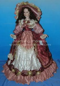 "38"" Porcelain Victorian Doll (SC381572)"