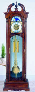 Solid Wood Grandfather Clock (MG2042)