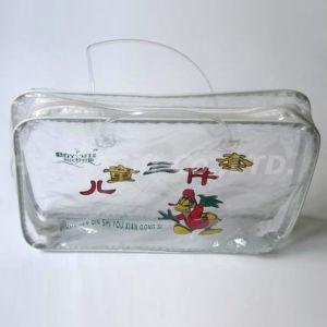 PVC & Quilt Bag (HR-PB020) pictures & photos