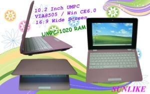 10.2 Inch Via8505 Win CE6.0 UMPC (UMPC-1020 RAM)