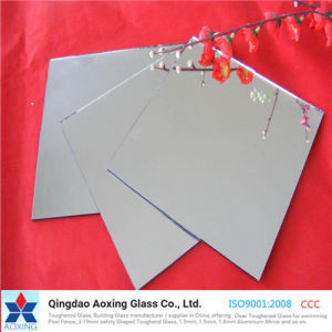 Float Silver Mirror/Aluminium Mirror for Dressing Mirror pictures & photos