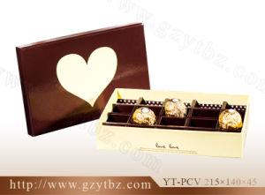 Custom Printing Chocolate Gift Box (YT-PCV 215X140X45)