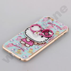 Hello Kitty Front and Back Tempered Glass for iPhone pictures & photos