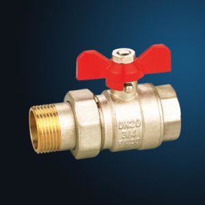 Brass Ball Valve (MF11008) pictures & photos