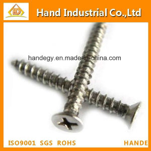 MDF Ss Double Csk Chipboard Wood Screw pictures & photos