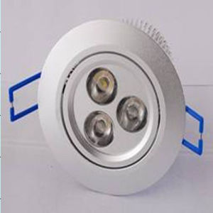 CB-6013 (3*3W,Slant) LED Downlight/Ceiling Light Fixture/Housing/Shell/Parts/Fitting