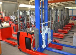 Electric Reach Stacker with Rotator (Tfa Series) pictures & photos