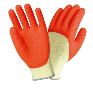 Latex, PU and PVC Coated Gloves for Industry Use pictures & photos