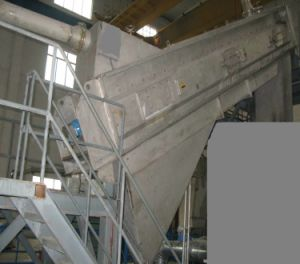 Inclined Dewatering Screw Conveyor Bctmp pictures & photos