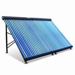 Aluminium Heat Pipe Solar Collector Sb-25 pictures & photos