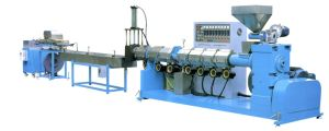 Plastic Pellatizing Line(Cooling-Cutting) (SJSZ)