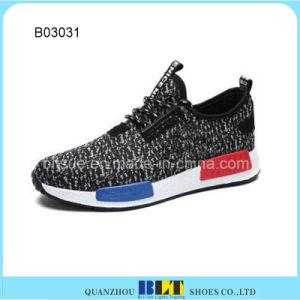Hot Sale Brand Flyknit Sport Shoes pictures & photos