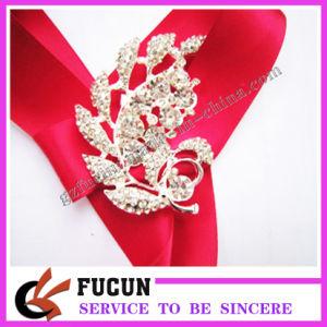 Fashion Wedding Rhinestone Brooch (FCRA25)