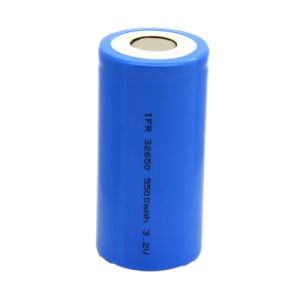3.2V 5500mAh Ifr32650 LiFePO4 Battery for Energy Storage Equipments, Hev