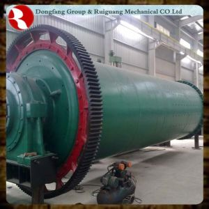 Energy Saving Ball Mill/ Overflow Ball Mill / Grid Ball Mill (MQY/ MQS)