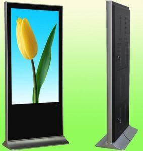 47′′ TFT LCD Display Digital Signage with Ad Player