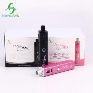 2016 Hangsen Lipstick-Like Design Portable Victory E-Cigarette Kits pictures & photos