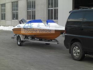 Heavy duty Boat trailer,Yacht trailer,CE certificate pictures & photos