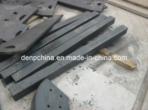 Impact Crusher Spare Parts Square Steel for Sale pictures & photos
