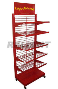 Store Fixture Rack, Store Fixtures, Metal Stand, Display Rack (RTDR18) pictures & photos