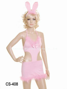 Halloween Costume/Party Costume/Bunny Girl Costume (CS-408)