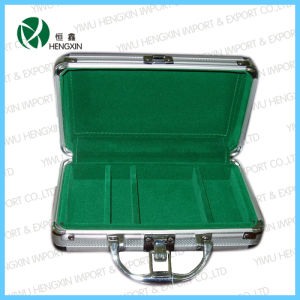 Hot Sale Aluminum Poker Chip Case (HX-PC-103) pictures & photos