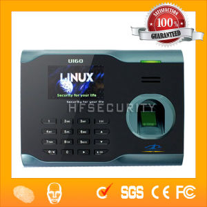 Employee Work Attendance Checking System U160