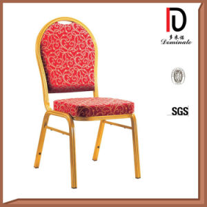 Foshan Wholesale Metal Aluminum Stacking Hotel Restaurant Banquet Chair pictures & photos