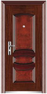 Steel Security Door (FX-B0237) pictures & photos