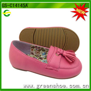 Hot Sell New Design Baby Girl Kids Shoes pictures & photos