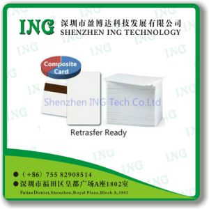 Customized Contactless Membership Smart Card with Magnetic Strip