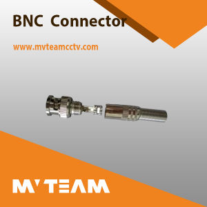 BNC Connector to Rg59 for CCTV Accessory pictures & photos