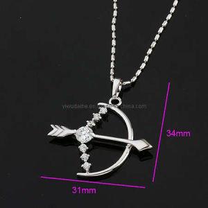 Copper Arrow Pendant Necklace (117247)