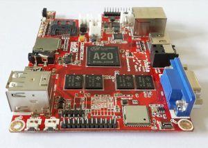 Newest Cubieboard3 A20 Arm Cortex A7