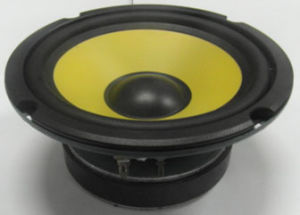 120 Watts RMS 5′′ Car Speaker Subwoofer pictures & photos