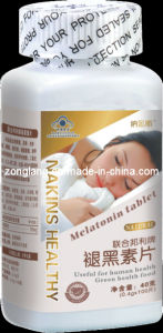Natural Melatonin Soft Capsule Beauty Product pictures & photos
