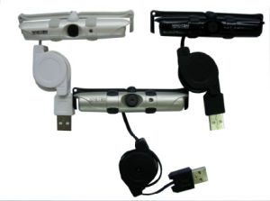 Webcam/CMOS Camera for Laptop and LCD Monitor (LHX-W601)