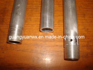 6060 6063 6061 Aluminum Machined Pipe with Thread and Hole pictures & photos