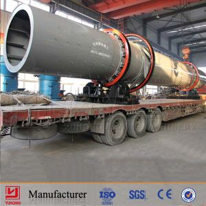 2014 Henan Yuhong ISO9001 & CE Approved Biomass Dreg Rotary Dryer for Drying Dreg, Pumace, Woodchips, Biomass pictures & photos